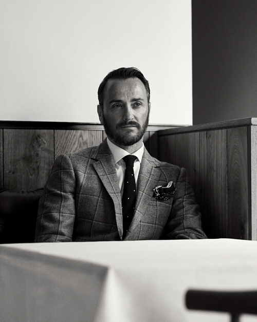James McNaught's 'Article Mag - Jason Atherton'